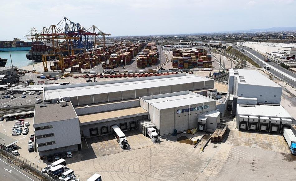 Imagen destacada Crece el tráfico de productos agroalimentarios refrigerados en ValenciaPort