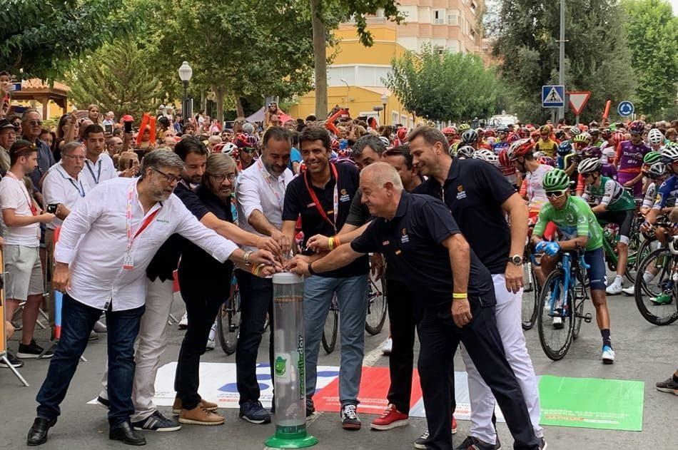 Imagen destacada La Vuelta Ciclista a España más alicantina de la historia