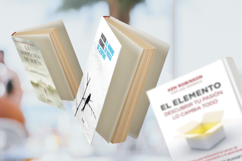 Imagen destacada Lecturas de verano recomendadas por Hortensia Roig, presidenta de EDEM