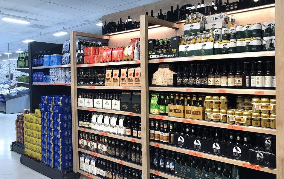 Mercadona amplía a 28 sus proveedores nacionales de cerveza artesanal