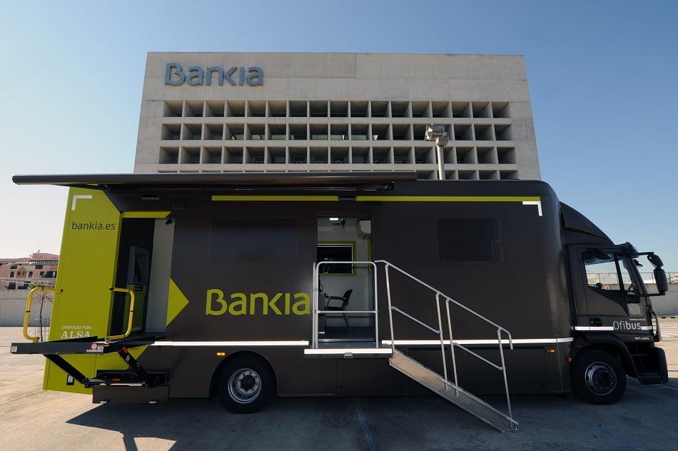 Imagen destacada Los ofibuses de Bankia dan servicio a 70 localidades de Valencia y Castellón