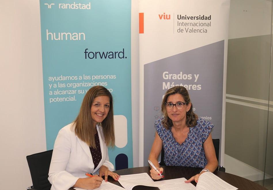 Imagen destacada Randstad y la VIU potenciarán la empleabilidad de los universitarios