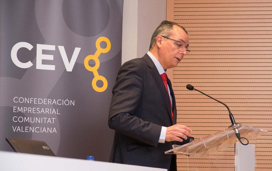 CEV considera proporcionadas las medidas del Gobierno y pide no parar la actividad