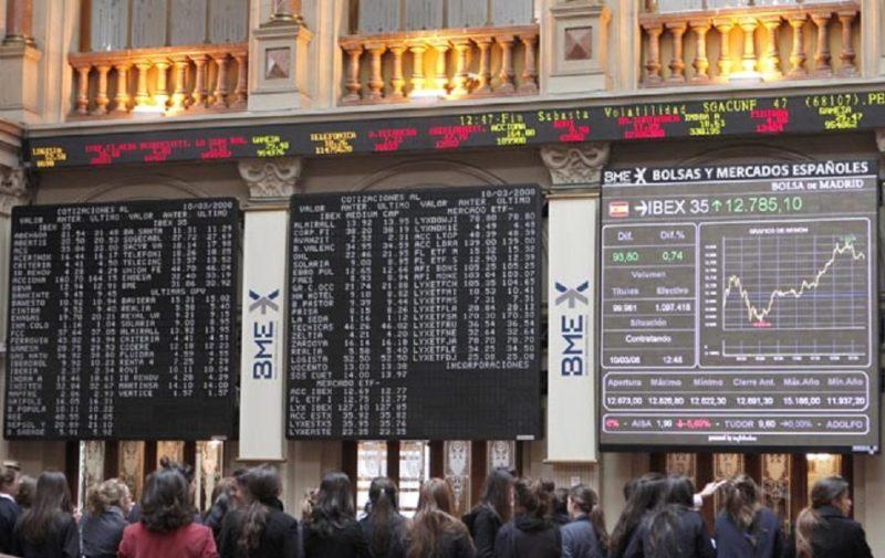 Bolsa-española-Wall-Street