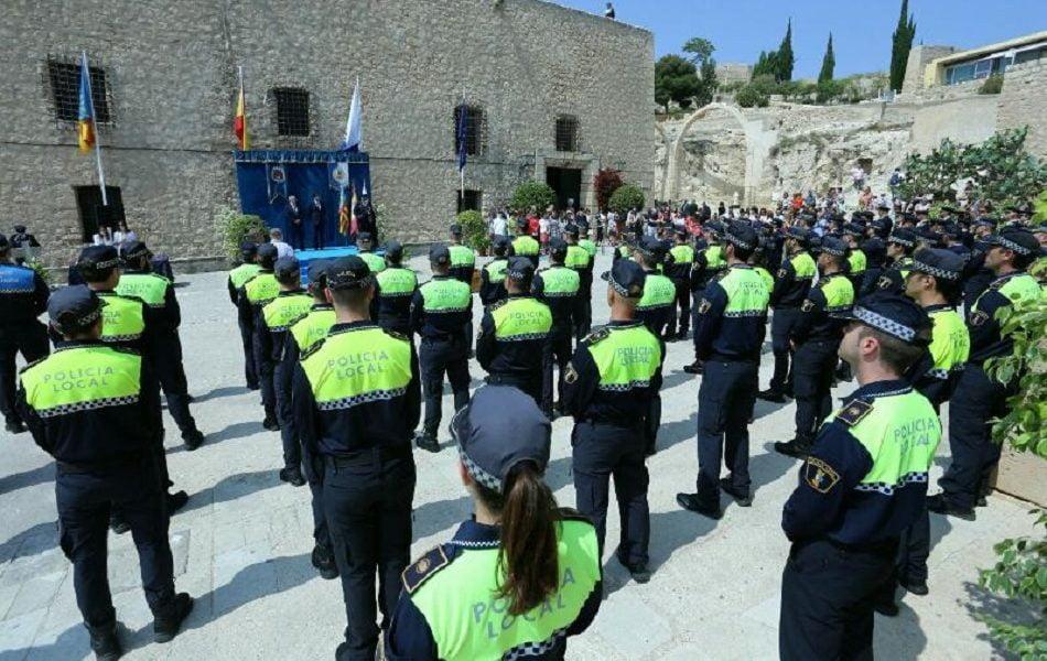 Alicante anuncia la contratación de 36 nuevos agentes de Policía Local