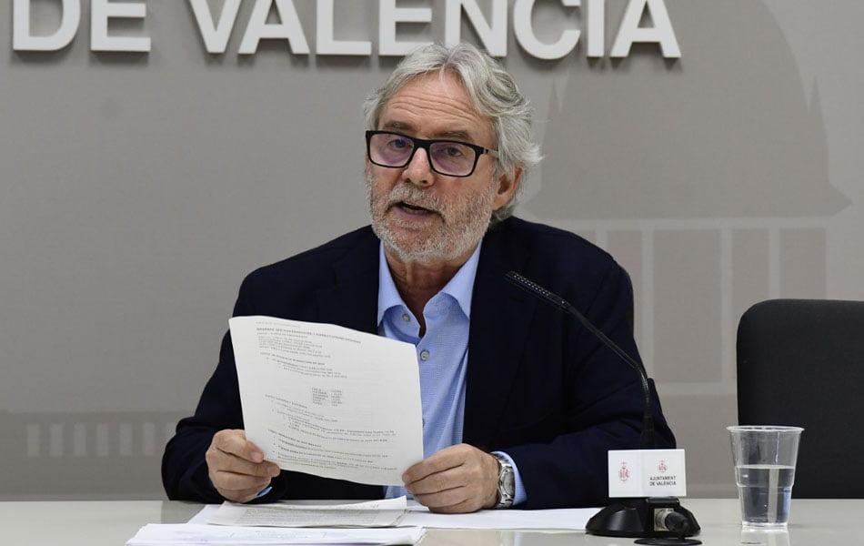 Imagen destacada La ocupación hotelera de València en julio supera las previsiones y alcanza el 90%
