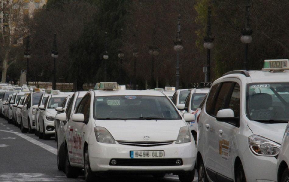 Disminuye un 90 % la demanda de taxis en la Comunitat Valenciana