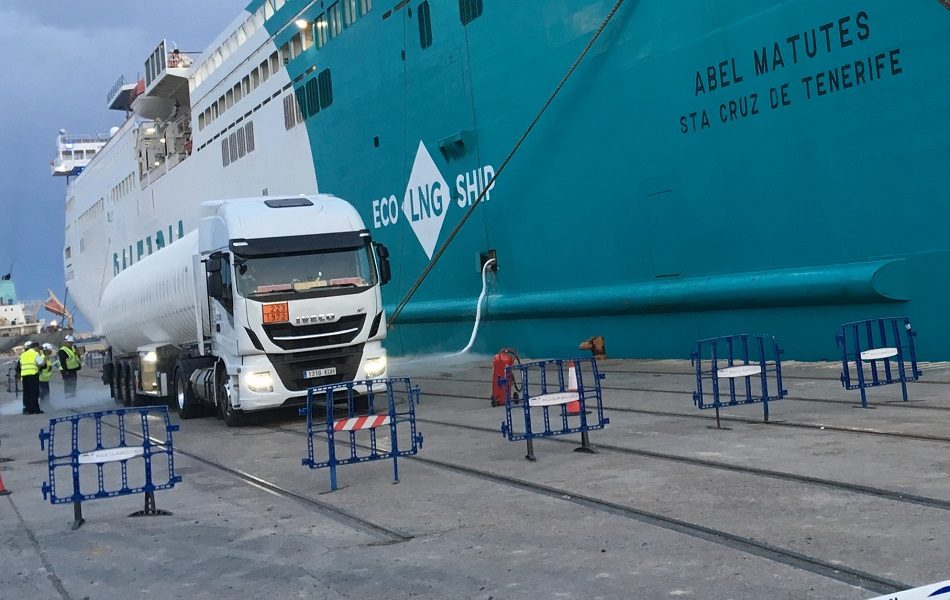 Imagen destacada El mercado de fletes ya detecta el viraje medioambiental de las navieras