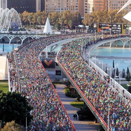Maratón-València-Etiqueta-Platino