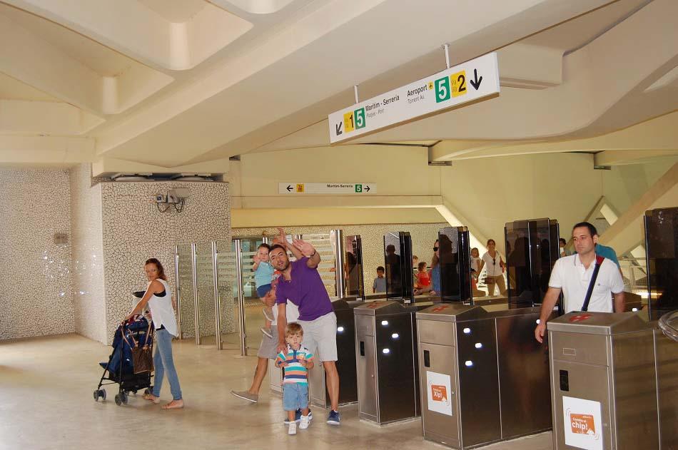 TRAM d'Alacant, Metrovalencia y TRAM de Castelló, hoy gratis