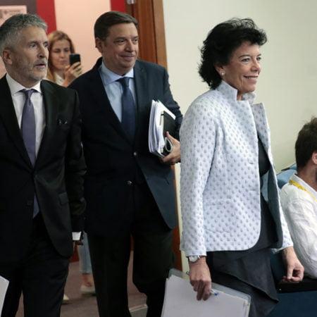 Celaa-Planas-Marlaska-Consejo-Ministros