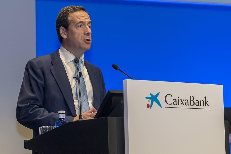Gortazar: La fusión con Bankia será efectiva en el primer trimestre de 2021