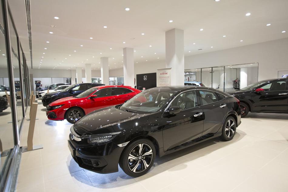 Imagen destacada Grandes ofertas de Honda Centerauto en vehículo km0 y gerencia