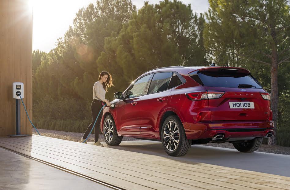 Imagen destacada Ford espera que en 2022 el coche electrificado acapare la mitad de sus ventas