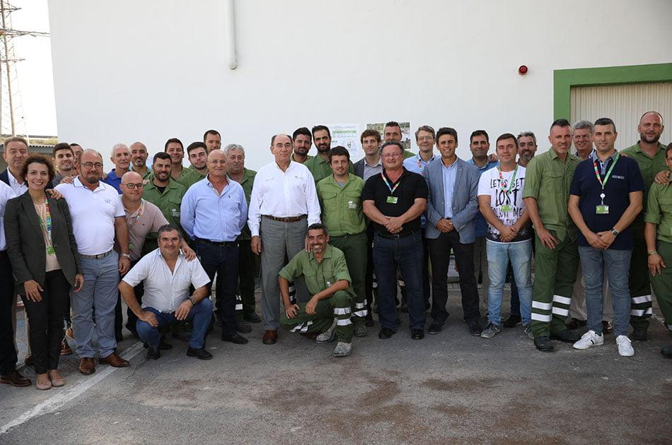Iberdrola agradece a sus trabajadores el esfuerzo realizado durante el temporal