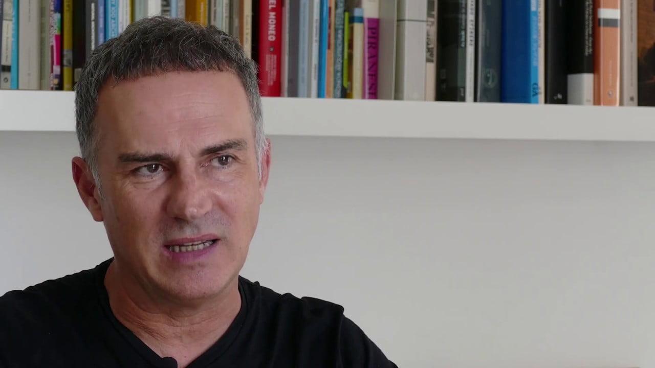 """Ramón Esteve: """"Europa está toda  construída. Hay que ir a países emergentes"""""""