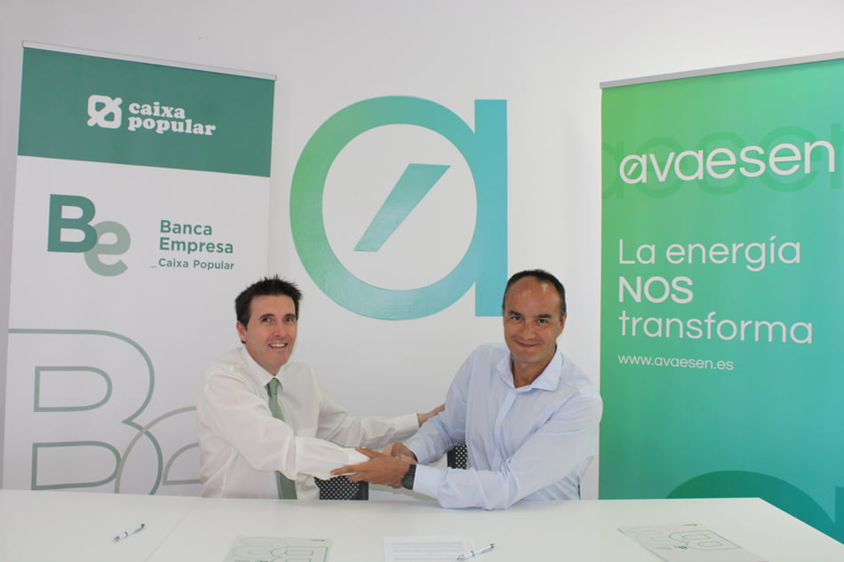 Imagen destacada Avaesen financiará instalaciones de renovables a través de Caixa Popular