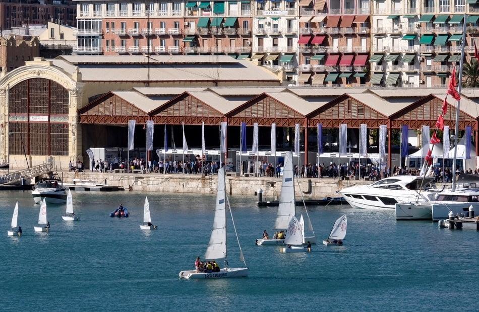 Imagen destacada La Federación de Vela de la Comunitat Valenciana se une al Valencia Boat Show