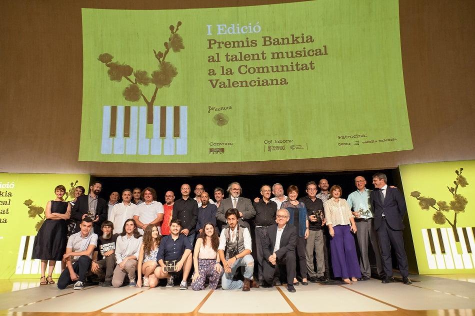 Imagen destacada Cinco proyectos serán galardonados en los Premios Bankia al Talento Musical