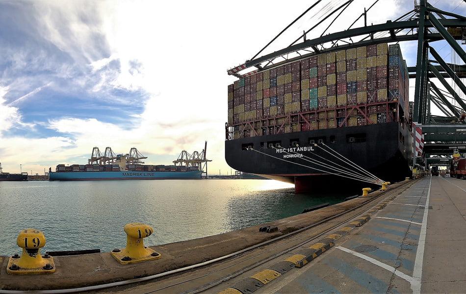 """""""El núcleo principal de la inversión portuaria será para la protección medioambiental"""""""