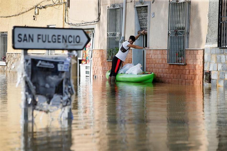 Imagen destacada La CEV solicita la declaración de zona catastrófica para la Vega Baja
