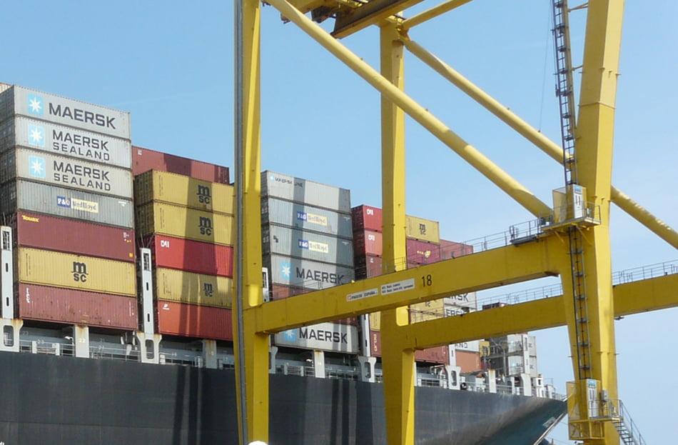 Imagen destacada Boluda Lines mantiene todos sus servicios con las Islas Canarias