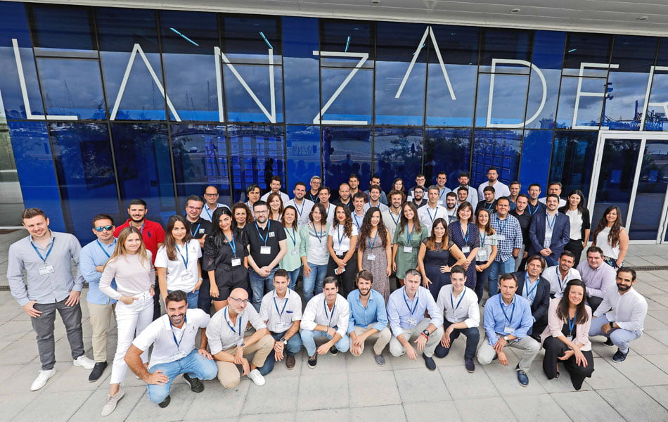 40 empresas de blockchain, movilidad, turismo o salud se incorporan a Lanzadera
