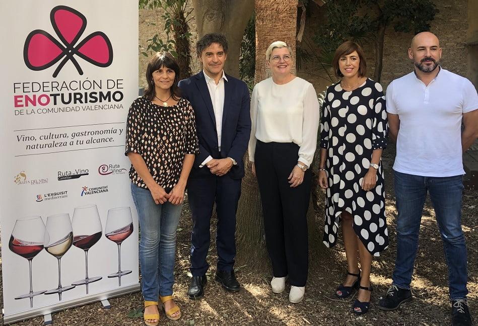 Nace la Federación de Enoturismo de la Comunitat Valenciana