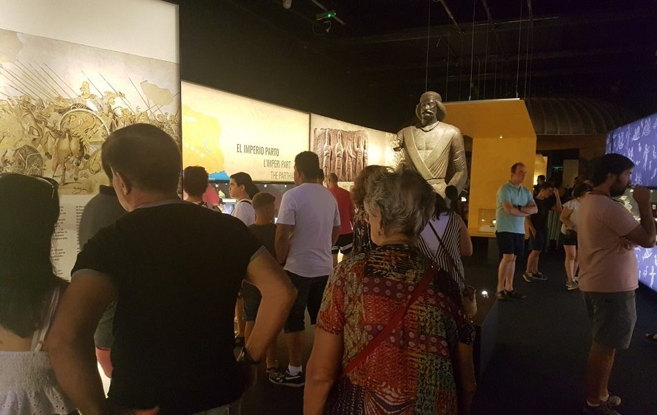 Imagen destacada El Marq de Alicante recibe a más de 2.400 visitantes en las jornadas de puertas abiertas