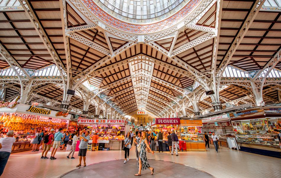 El Mercado Central se une a la nueva sociedad Mercados Tradicionales de España
