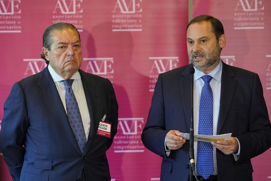 Fomento licita obras para el Corredor Mediterráneo por valor de 4 millones diarios