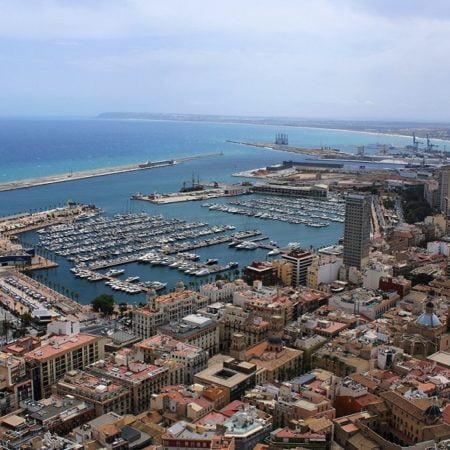 Turismo-Alicante-guía-chino