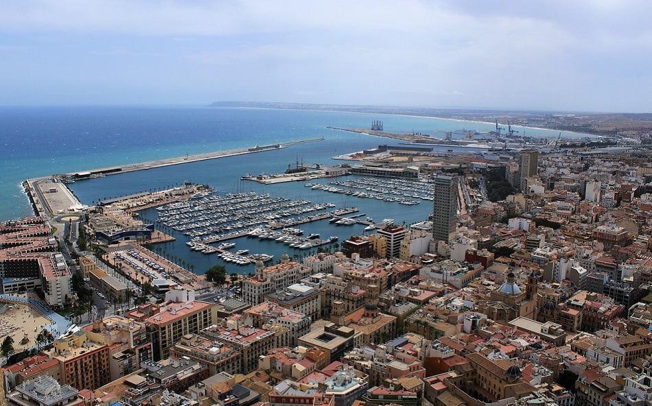 La provincia de Alicante cierra octubre con una ocupación hotelera del 80 %