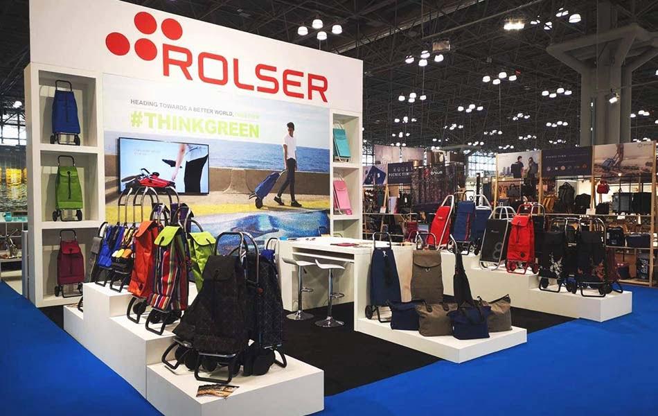 Imagen destacada La línea 'verde' de Rolser, premiada en la feria neoyorkina NY Now
