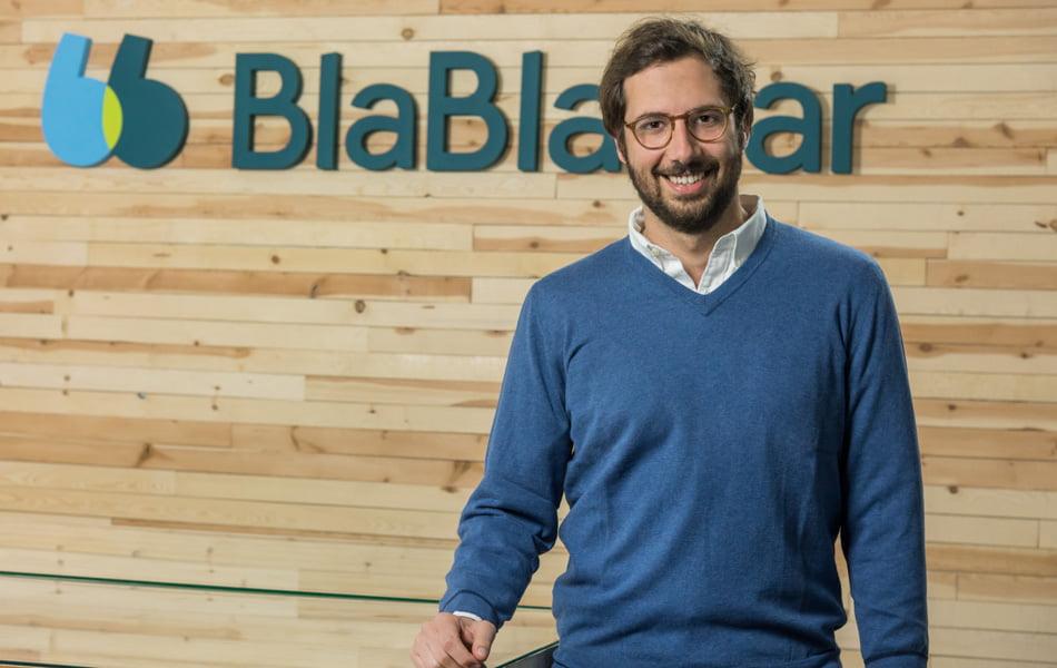 """""""BlaBlaCar fue de los primeros modelos en cuestionar la forma en la que nos movemos"""""""