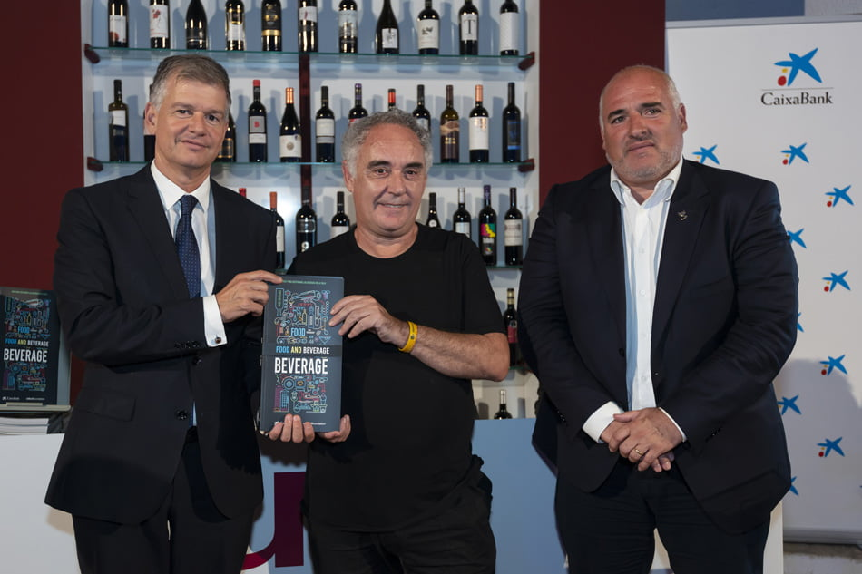 Ferrán Adrià presenta en Utiel la guía de gestión empresarial de restauración