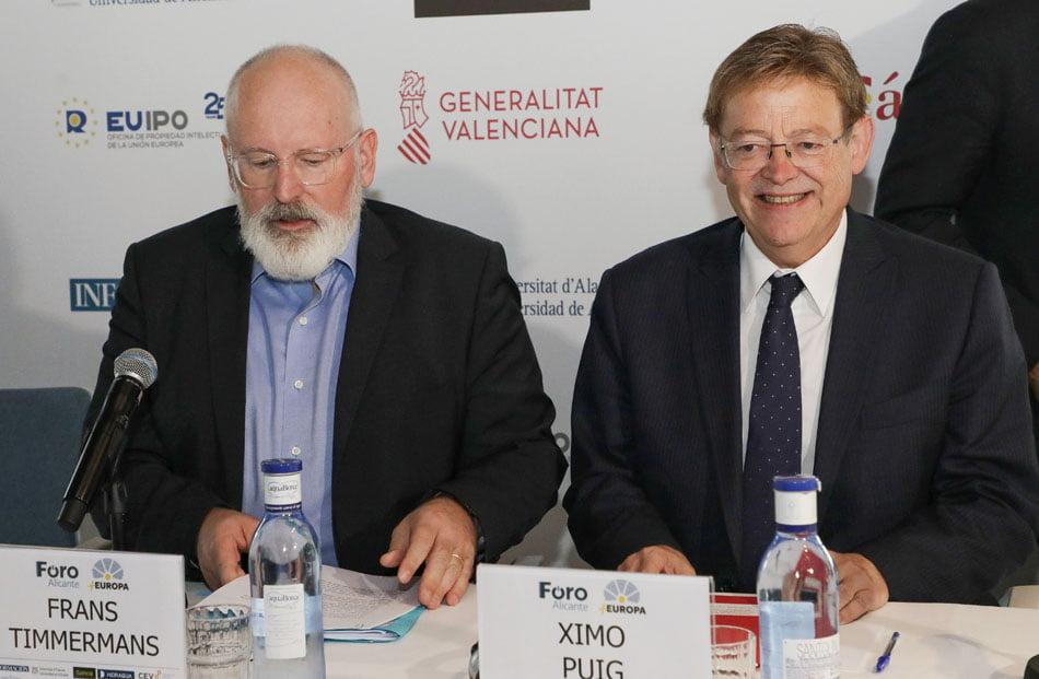 Europa urge la conclusión de las obras del Corredor Mediterráneo