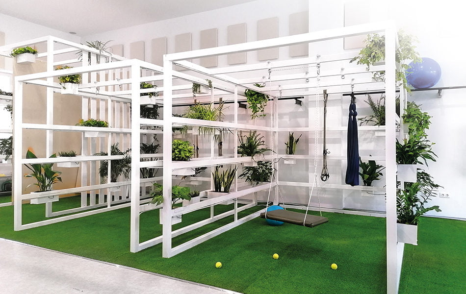 Imagen destacada Un espacio amable para la rehabilitación de niños y jóvenes con necesidades especiales