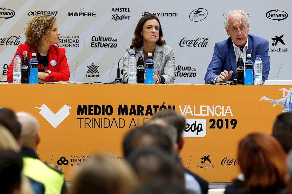 Imagen destacada La Media Maratón espera batir este domingo el récord mundial femenino