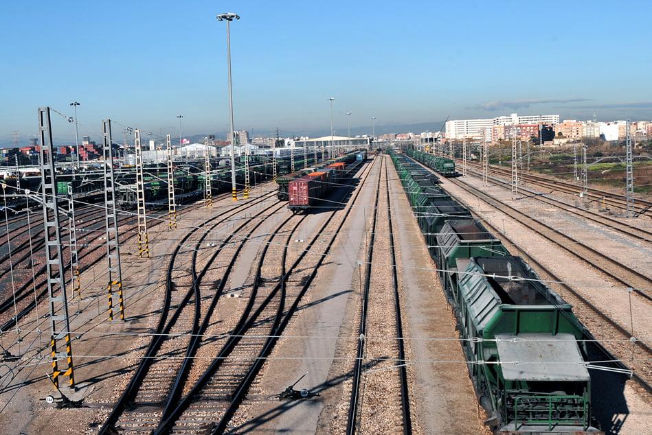 Adif licita las obras de renovación tecnológica del CRC en Fuente de San Luis