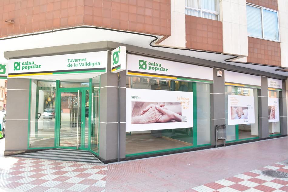 Imagen destacada Caixa Popular avanza al 4 de mayo el pago de la prestación por desempleo a sus clientes