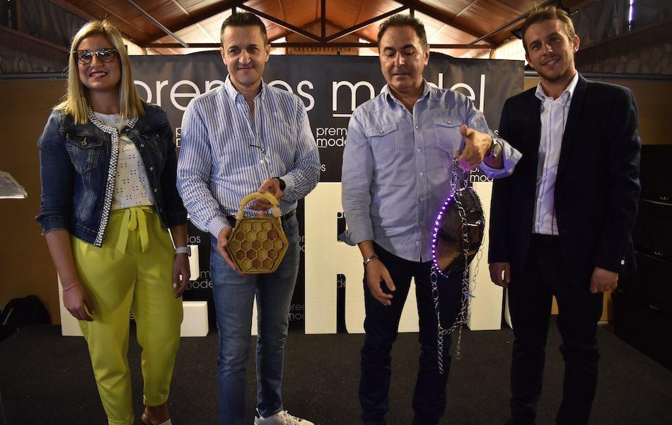 Dos diseñadores de Petrer ganan los premios al diseño y la innovación de los Model