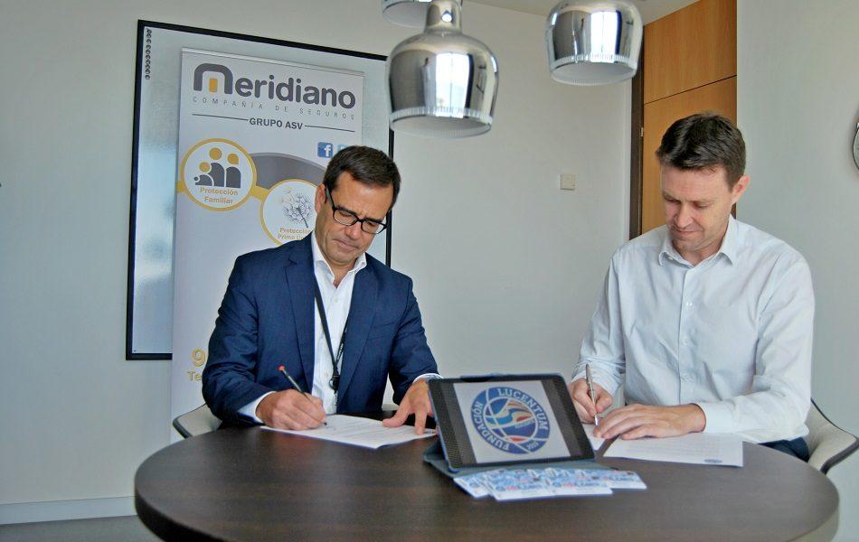 Imagen destacada Meridiano renueva su compromiso como patrocinador de la Fundación Lucentum