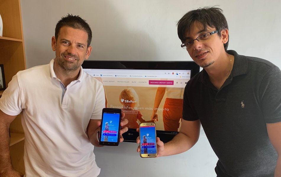 Imagen destacada Emprendedores de la UMH crean la primera app para padres separados