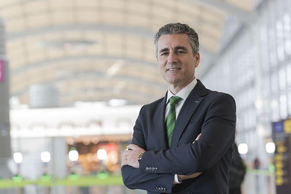 """Tomás Melgar: """"El aeropuerto está preparado para cualquier escenario del brexit"""""""