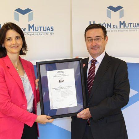 union mutuas-certificado-aenor rs