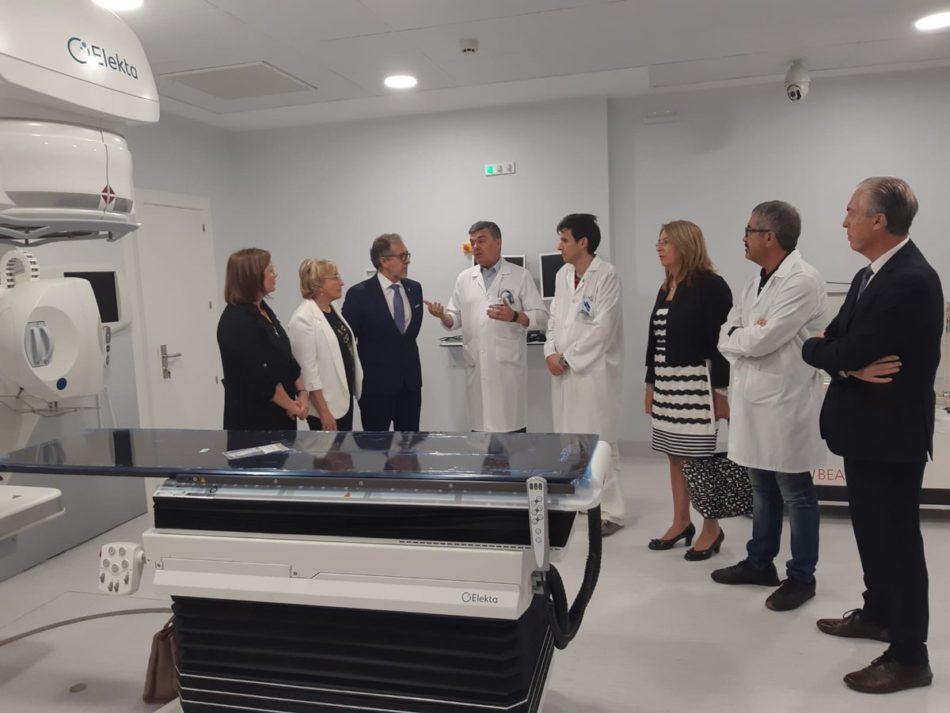 Diputación de Castelló y Sanidad crean una comisión de inversiones en el H. Provincial