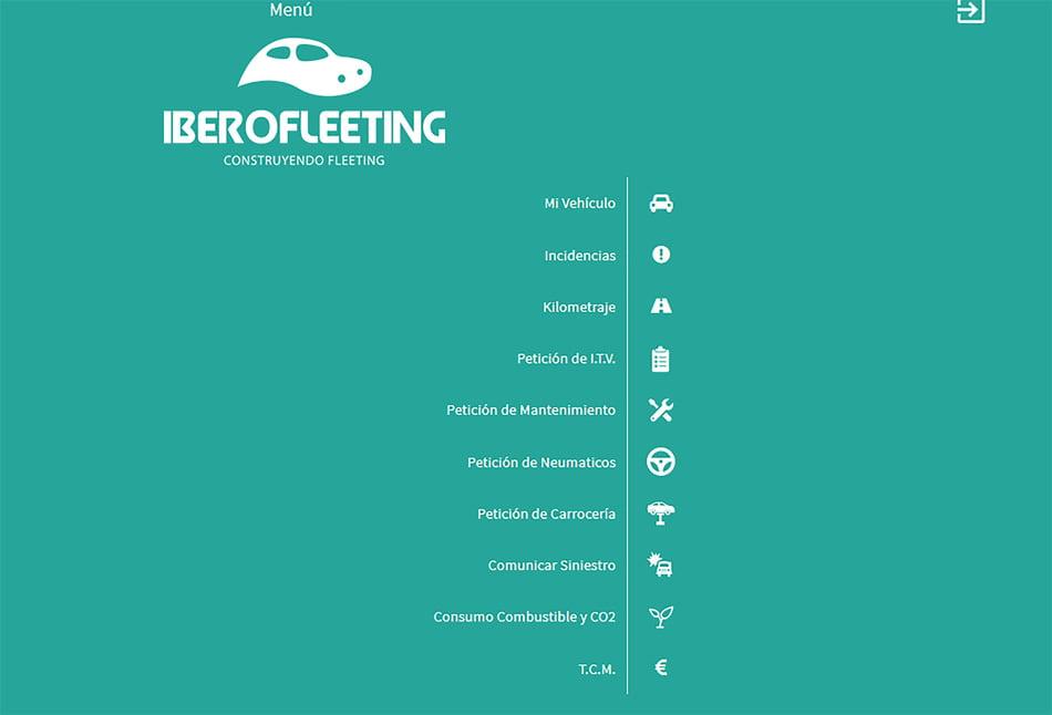 Imagen destacada Iberfleeting mejora su app de gestión de flotas de vehículos