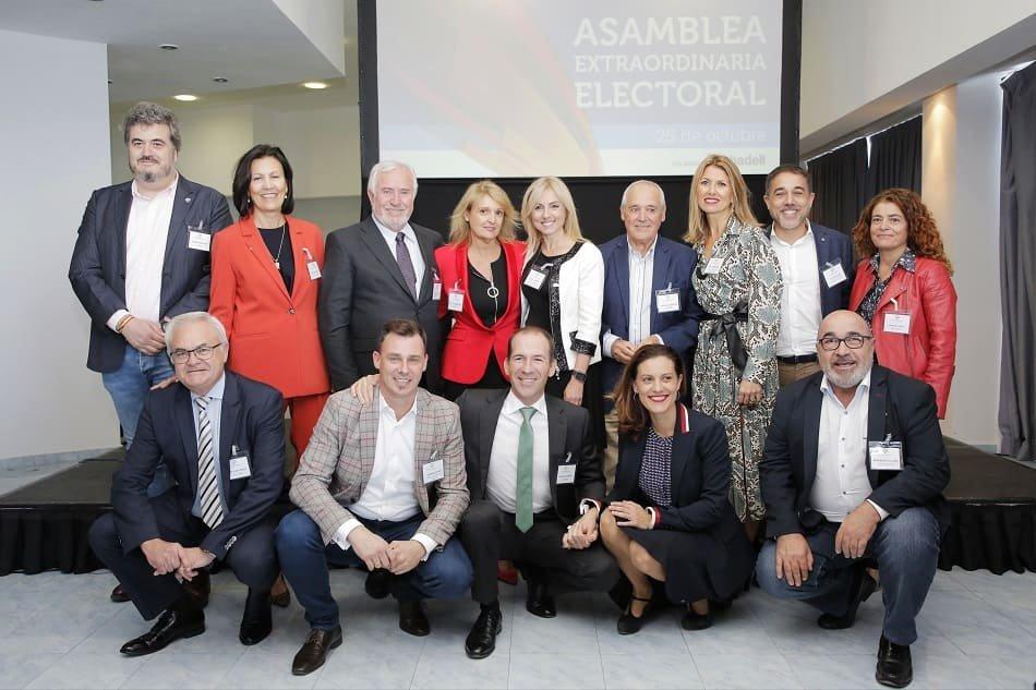 Maite Antón (Aefa) reclama injerencia cero en las asociaciones empresariales