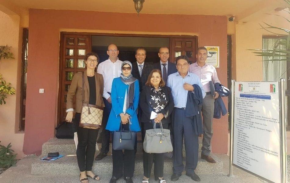 Imagen destacada Baleària lleva a cabo acciones de formación y generación de empleo entre jóvenes de Marruecos